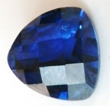 MAN MADE TANZANITE 15 MM TRILLION CUT BEAUTIFUL BLUE COLOR
