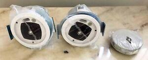 Pair - JBL Control 24CT 2-Way Ceiling Speaker w/  70V or 100V Transformer