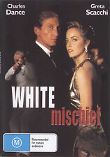 DVD White Mischief (1987) Greta Scacchi, Charles Dance, Joss Ackland Sarah Miles