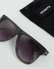 NEW Genuine Kaibosh Co-Pilot Visor Sunglasses Black Gradient RRP $175 Men Unisex