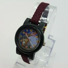 Lego Chima Cool Black Hipster watch for kids boys and girls, Collectible Watch
