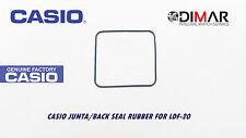 CASIO JUNTA/ BACK SEAL RUBBER, PARA MODELOS. LDF-20