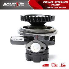 Power Steering Pump For Isuzu FSR FRR FTR FVR Truck 6HE1 Diesel engine (3 Holes)