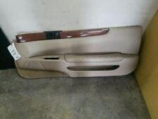 95 LEXUS SC400 TAN PASSENGER DOOR PANEL OEM