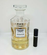 SALE! Creed - AVENTUS - 5ml SAMPLE Decant Glass Atomizer