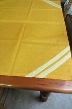 VINTAGE Style ~ Fresh Lemon/Lace SUPPERCLOTH ~  COUNTRY CHIC ~ NEW ~ REDUCED !!