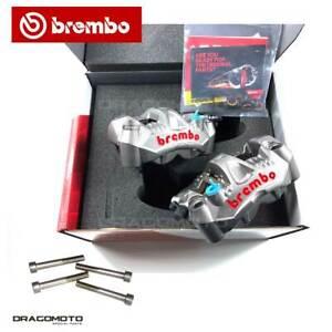 Honda CBR 1000 RR 2006 2007 Brembo Calipers GP4-RS 108 Discs 320 mm