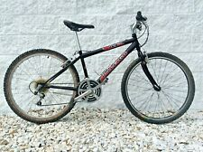 """Raleigh M20 Mountain Bike Commuter!~Made in USA 14"""" Frame~21 Speed~ Nice!"""