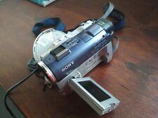 Sony DCR-DVD200E DVD Handycam VIDEOCAMARACD