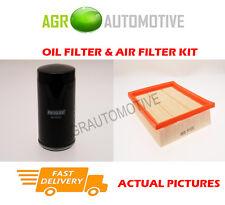 PETROL SERVICE KIT OIL AIR FILTER FOR VOLKSWAGEN GOLF 1.6 101 BHP 1994-98