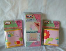 Little Tikes April Showers wallpaper border  Room Appliques Girl Pink Nursery