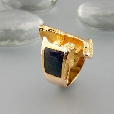 Lapponia Ring Lapradorit 585/14k Gelbgold