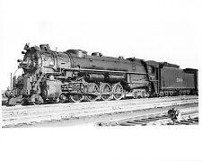GG601 RP 1938/1980s? WABASH RAILROAD TRAIN ENGINE #2900 BROOKLYN IL