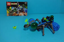 LEGO Space, Insectoids ~ Cosmic Creeper (6837) & Manual