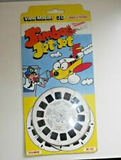 * MOC SEALED * JIMBO AND THE JET-SET VIEWMASTER REELS 1986 SET D 261 RARE  G563