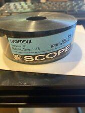 Daredevil 35MM Trailer version B scope UNUSED Marvel MCU Ben Affleck Unrated wow