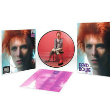 """David Bowie - Space Oddity 1972 (NEW 12"""" VINYL PICTURE DISC ) PREORDER 19/06/20"""