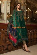 INDIAN /Pakistani WEAR  DESIGNER SUIT FABRIC DRESS Chiffon  SALWAR KAMEEZ