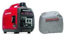 Honda EU2200i w / Free OEM Cover - Quiet Portable Inverter Generator