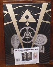 Star Trek 50 Years 50 Artists Limited Edition Special Art Book Exclusive New