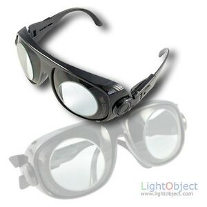 980nm~2100nm Laser Eyes Protection Glasses/Goggle CE certified