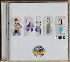 "SPICE GIRLS ""SPICEWORLD""  CD"