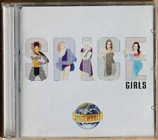 "SPICE GIRLS ""SPICEWORLD""  CD"