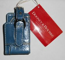 Dooney & Bourke skin Case Mp3 Player cover Holder Leather Blue $59