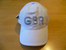 Brand New Official Olympic 2012 JLP Cap Adidas White