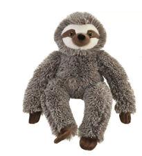 Sloth Kandy Toys Grey Plush Cuddly Soft Toy Teddy Furry Animal Ty1919 Gift