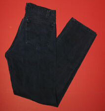 Men's Levi's 33x34 Black Wash Denim Jeans Red Tab Made in USA