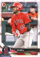 2018 Bowman Baseball Prospects #BP136 Jo Adell Angels