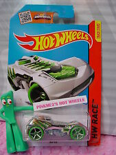 Case C 2015 i Hot Wheels RD-03 #165∞Chrome; oh5 green wheels∞Super Chromes