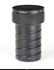 Lens Zeiss West P Sonnar 2.5/90mm RED T * Projection
