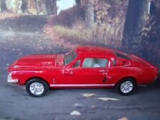 1/43 Ertl Shelby GT 500 1968 Mustang