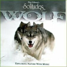 Dan Gibson 's solitudes Legend of the Wolf-scoperta nature with Music (19.. [cd]