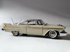 Danbury Mint 1958 Plymouth Fury 1:24 Scale Die Cast Classic Replica Model Car