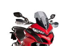 PUIG Sport Screen for Ducati Multistrada 1260 Enduro 2020 Light Smoke