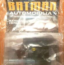 """Batman Automobilia #7 Batman #575 Die Cast Vehical """"Official Collectors Seri"""