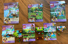 LEGO Friends Polybags Lot of 3 41041 41040 41042 Verified Complete