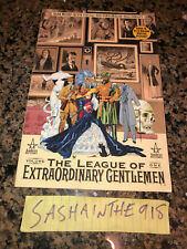 The League of Extraordinary Gentlemen Volume 1 Graphic Novel 2000 Vf+ One