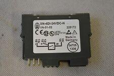 Moeller / Eaton / Micro Innovation digital Eingabe (XN-4DI-24VDC-N) (5.063)
