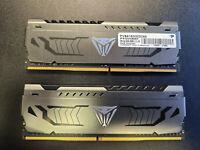 Patriot PVS416G320C6K Viper Steel 16GB 288-Pin DDR4 Extreme Desktop Memory