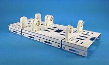 Retrofit Lighting, (5)  4L T8 Retrobracket Combo with 277V Ballast  Kits