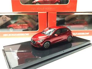 SPEED GT 1:64 MAZDA DEMIO Red Diecast Model Car