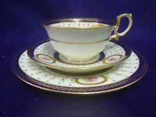 Antique Paragon Tea Cup Trio (Star China Company - c1912) A/F