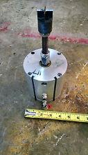 Fabco-Air MPS-754 Pancake Line Pneumatic Cylinder Fabco Air Hexagonal Shaft
