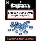 Traxxas 1/10 2wd Slash, Stampede, Rustler (19 Pcs Rubber Sealed Bearings Kit)