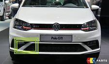 NUOVO Originale VW POLO GTI 15-16 gancio traino paraurti anteriore Eye Cover 6 C 0807241 AGRU
