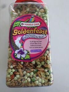 4 lb Goldenfeast Bonita Loco Crazy Nut Medium Large Bird Small Animal Food 64 oz